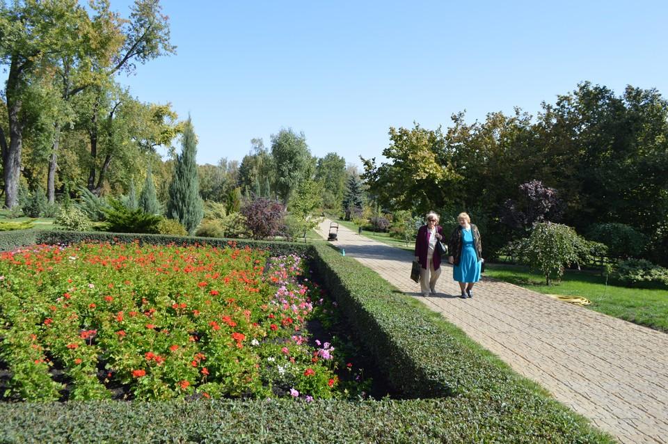 29 сентября в Донецке будет до + 23 градусов