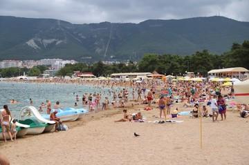 Курорты Краснодарского края стали самыми популярными для отдыха этим летом
