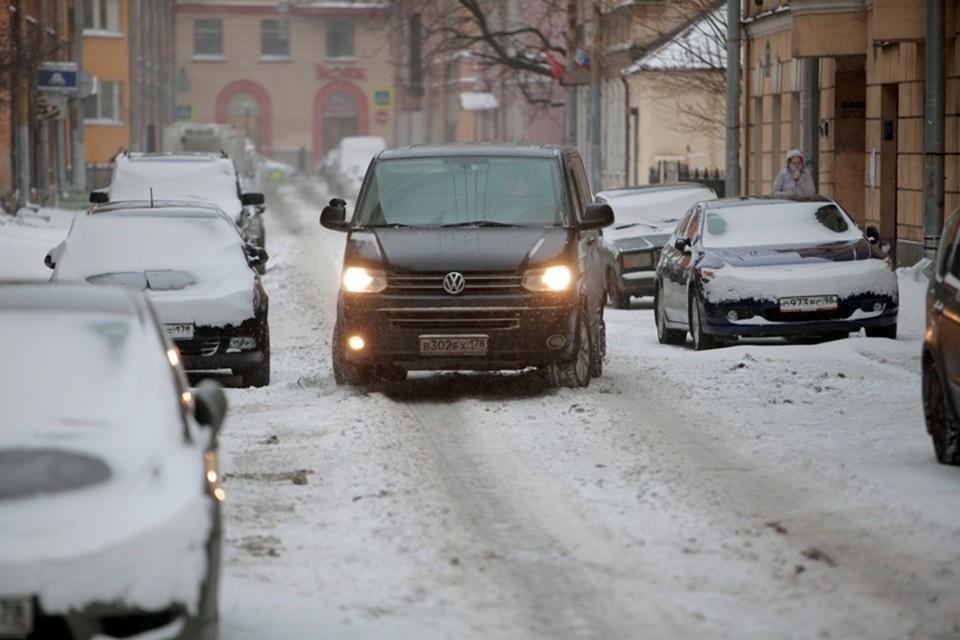 ГИБДД Кузбасса предупреждает водителей об опасности на дорогах