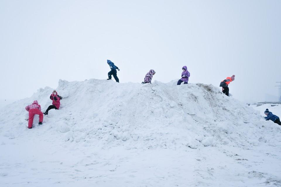 Зима в Петербурге окажется близкой к норме, но со снегом опять могут быть проблемы.