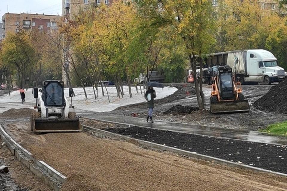 Депутаты надеются, что подрядная организация успеет в срок Фото: Горсовет Красноярска