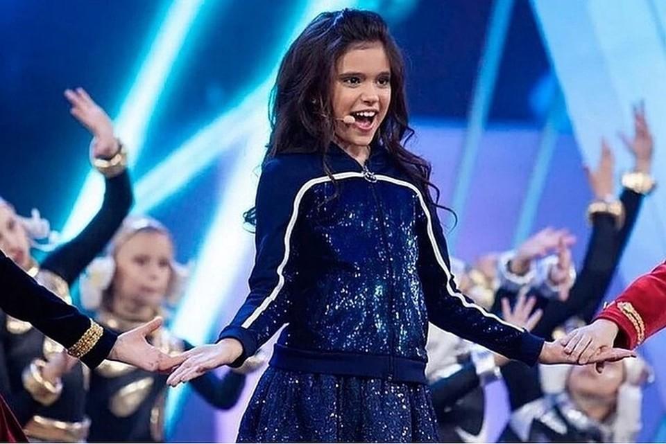 «Победить будет сложно»: София Феськова из Петербурга рассказала, как готовится к «Детскому Евровидению 2020»