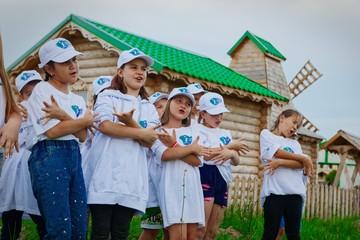 150 талантливых ребят собрались в «Этномире»