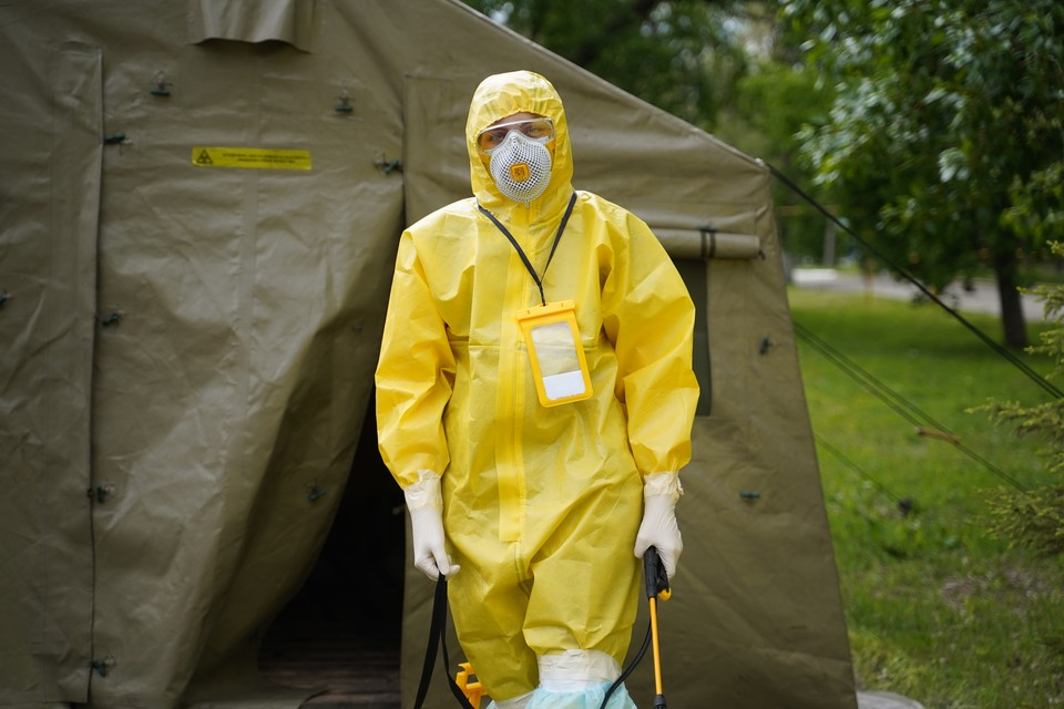 Словакия вводит режим чрезвычайной ситуации из-за коронавируса