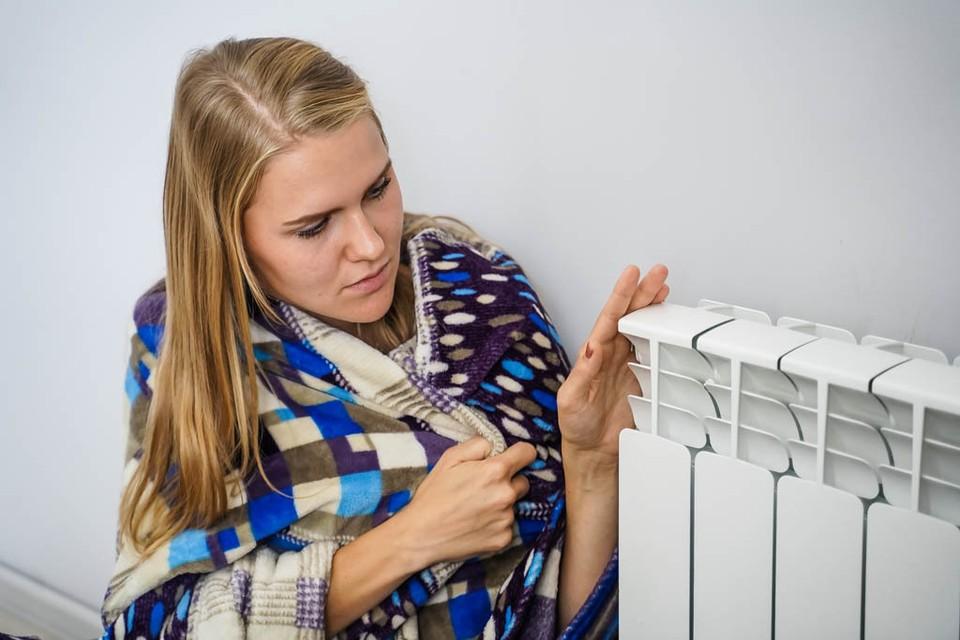 Не во все дома поступило долгожданное тепло