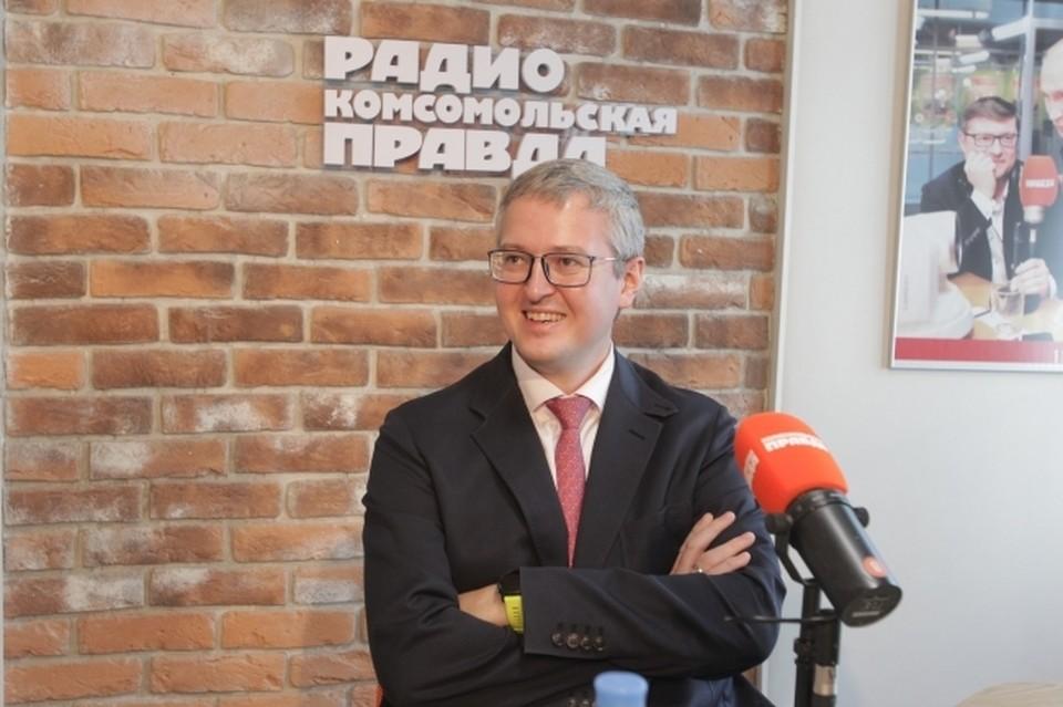Владимир Солодов заявил о создании на Камчатке министерства счастья