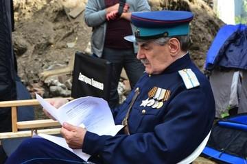 Как в Калининграде снимают пятую часть популярного сериала «По законам военного времени 5»
