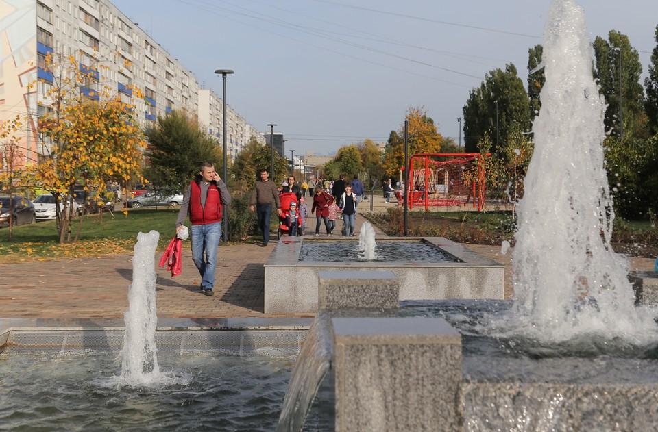 В Нижнем Новгороде завершилось благоустройства сквера Канавинский. Фото: Администрация Нижнего Новгорода