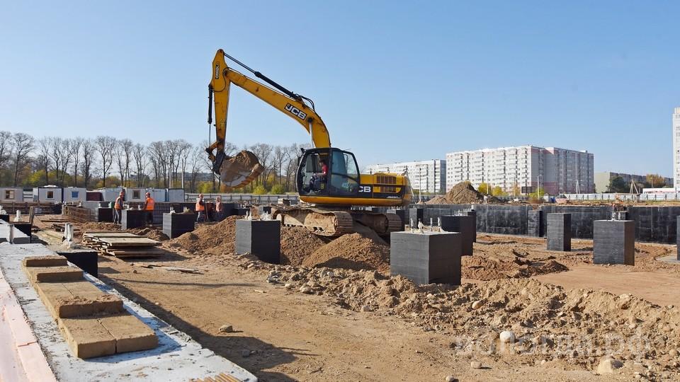 На строительство потратят 650 млн рублей