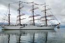 Рисковая экспедиция «Седова»: впервые за 140 лет по Северному морскому пути идет парусник