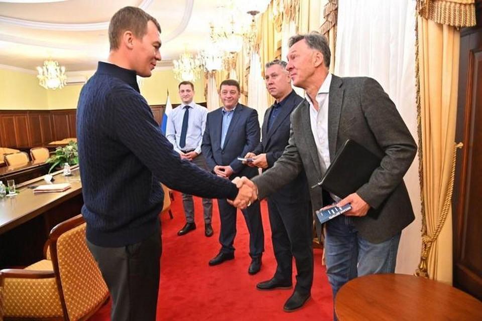 Хабаровский хоккейный клуб «Амур» взяли под жесткий финансовый контроль