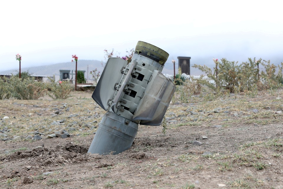 Новости о происходящем на границе Армении и Азербайджана на 5 октября 2020 года