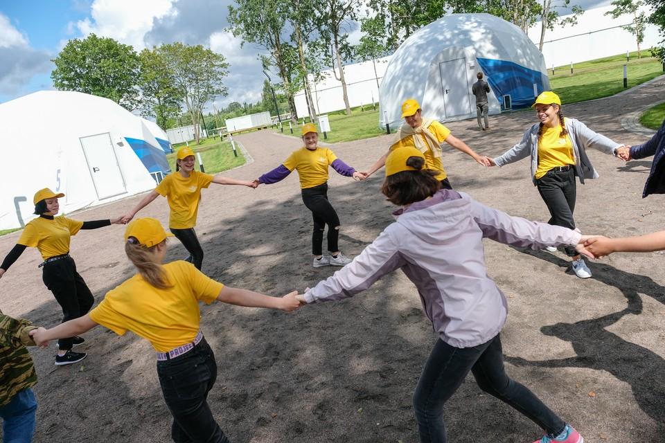 Юные петербуржцы в осенние и зимние каникулы отдохнут в лагерях и санаториях