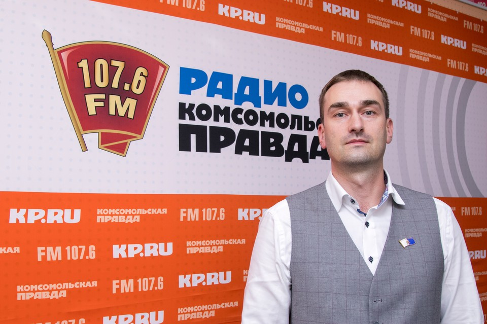 Директор УКС Ярослав Балобанов