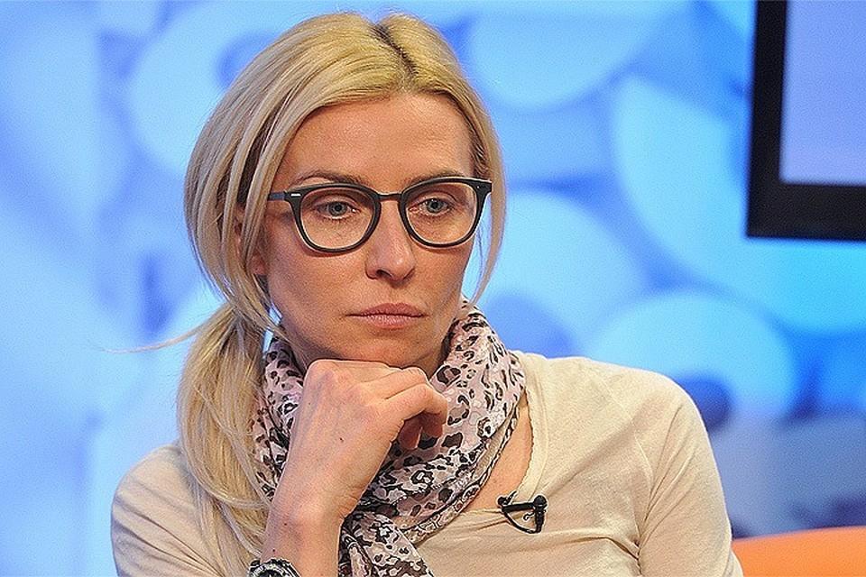 Певица Татьяна Овсиенко