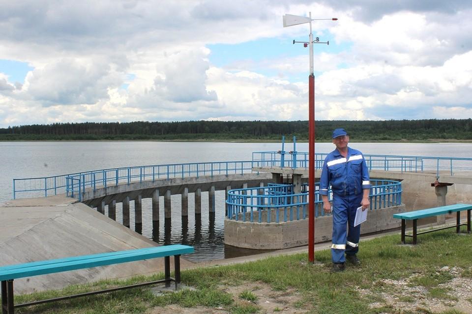 Строительство Шемуршинского водовода начнется в 2021 году. Фото: пресс-служба правительства Республики Чувашия.
