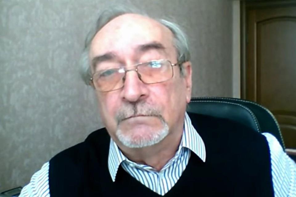 Доктор химических наук Леонид Ринк.