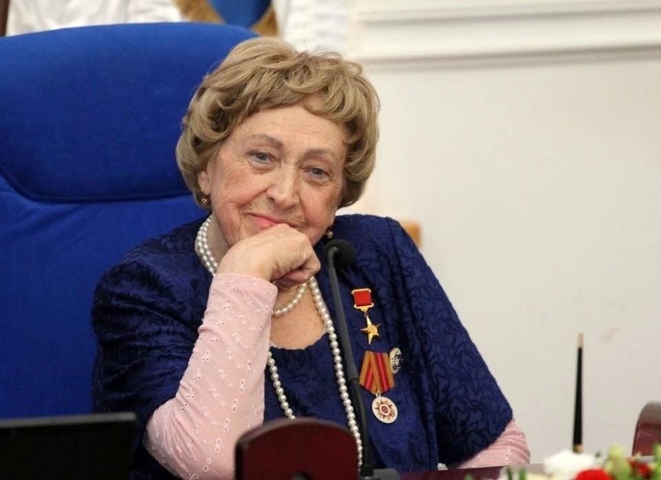 Елена Васильевна Шпакова - гордость Самарской области