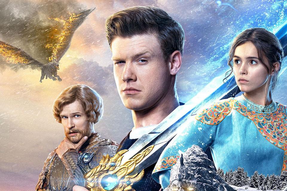 """Фильм """"Последний богатырь: Корень зла"""" выйдет в прокат 1 января 2021 года."""