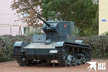 Танковый бой у деревни Поярково остановил прорыв немцев к Рязани