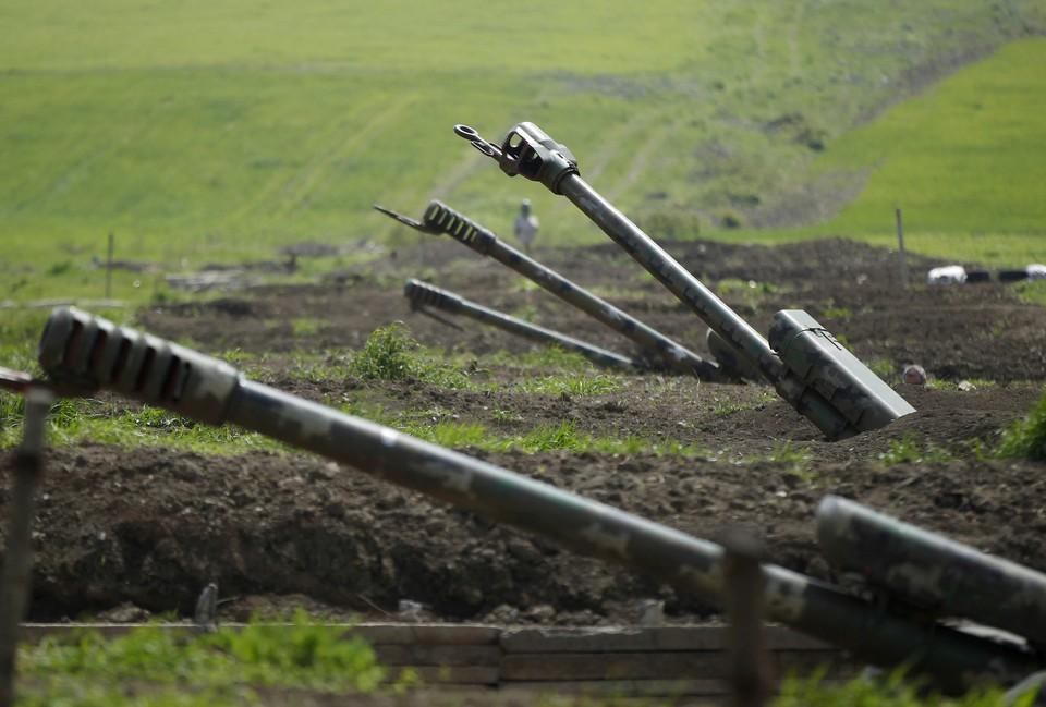 Минобороны Азербайджана сообщило об уничтожении нескольких ракетных комплексов ВС Армении