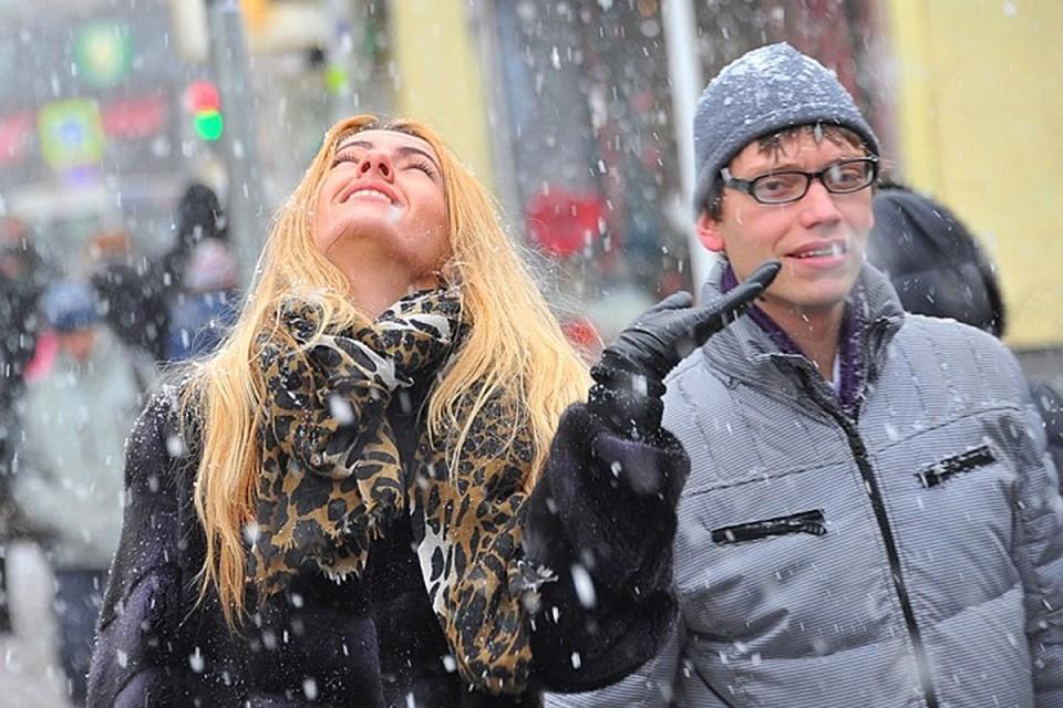 Штормовой ветер принесет в Кузбасс резкое похолодание и снег