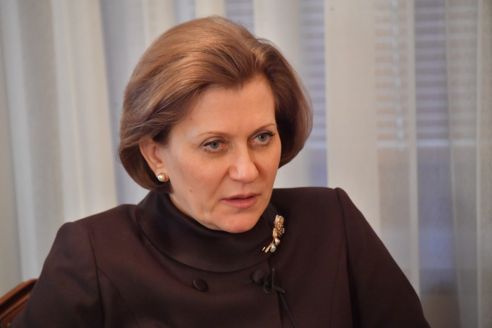 На территории РФ циркулируют несколько вариантов коронавируса, заявила Попова.