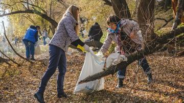Берега Уфимки стали чище на 9,5 тонн мусора: в Уфе прошел большой экологический субботник