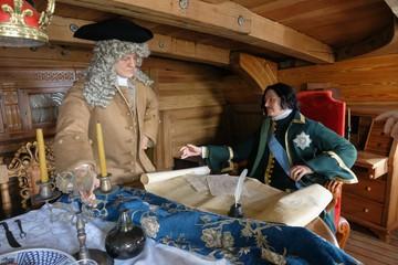 Камбуз, пушки и бортовой лазарет: какой будет экспозиция в музее линкора «Полтава»