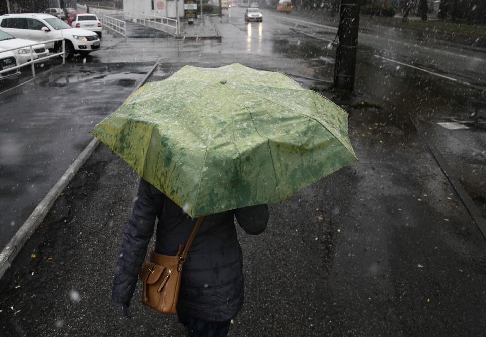 На выходных в Омске ожидается ветер порывами до 20 м/с.