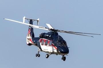 СК возбудил третье уголовное дело о хищениях при создании вертолета Ка-62