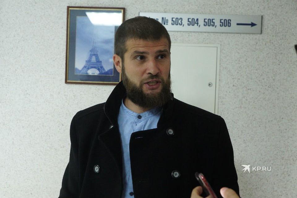 Православный активист раньше был профессиональным боксером