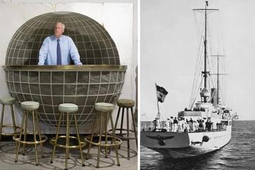 Найдена и продана барная стойка с личной яхты Гитлера