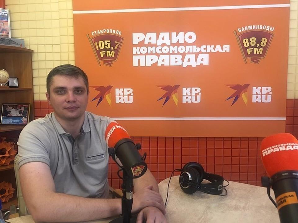 Врач травматолог-ортопед СККБ Евгений Коновалов