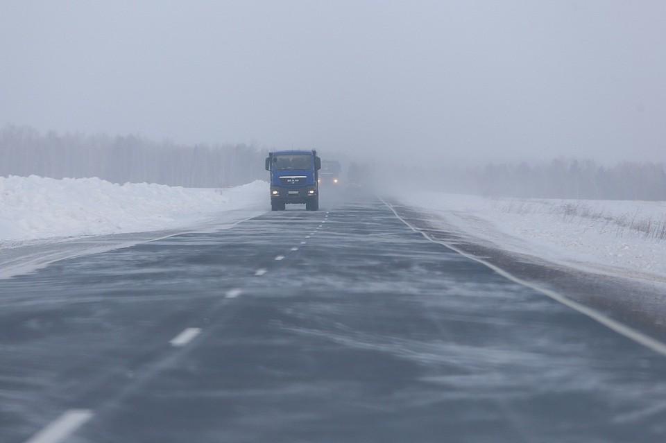 Зима постепенно вступает в свои права
