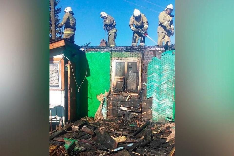 Фото: пресс-служба департамента по чрезвычайным ситуациям ВКО