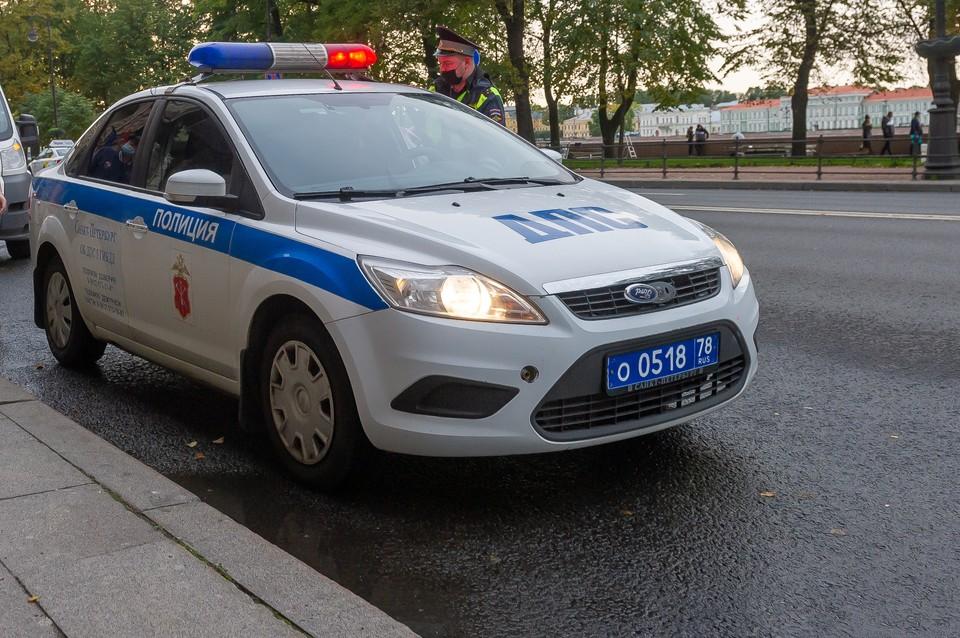 Полиция Петербурга разыскивает мужчину, развратившего 7-летнюю девочку в Московском районе города