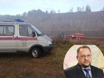 Гендиректор вотчины Деда Мороза погиб в рухнувшем в реку вертолете
