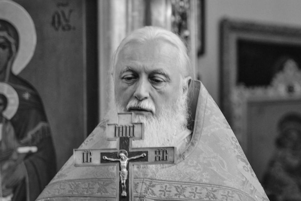 Отец Виктор скончался от осложнений, вызванных коронавирусом. Фото: Владивостокская епархия.