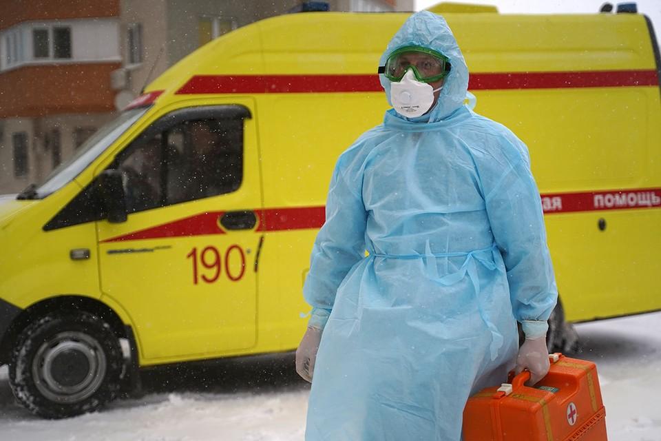 На сегодняшний день смертности от коронавируса в нашей стране самая высокая за все время эпидемии.