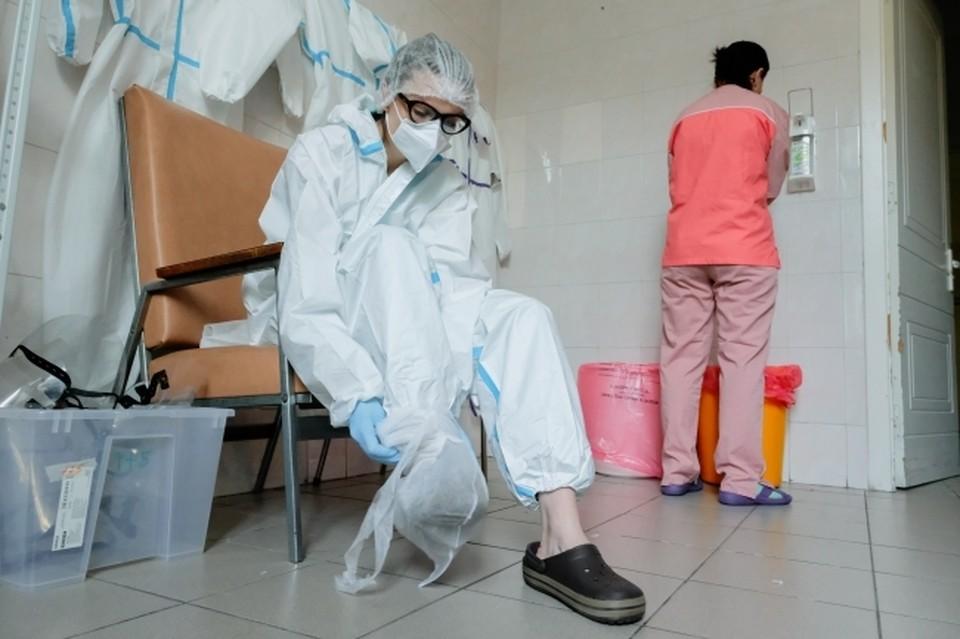 Каждый сам себе инфекционист и пульмонолог