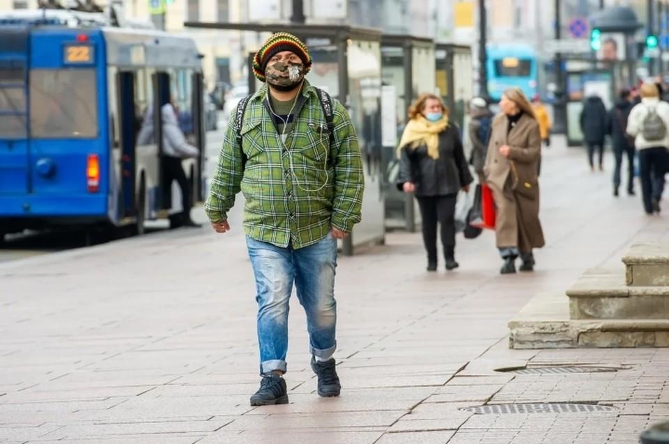"""""""Комсомолка"""" собрала последние новости о коронавирусе в Санкт-Петербурге на 22 октября 2020 года."""