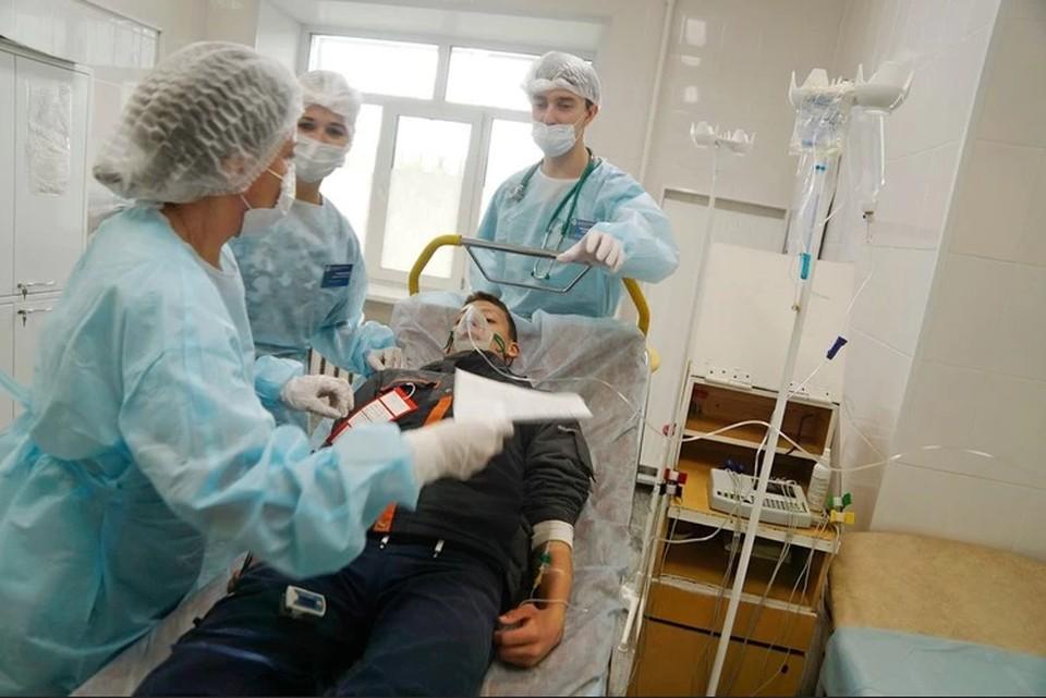 Реанимации для спасения заразившихся COVID разворачивают даже в роддомах