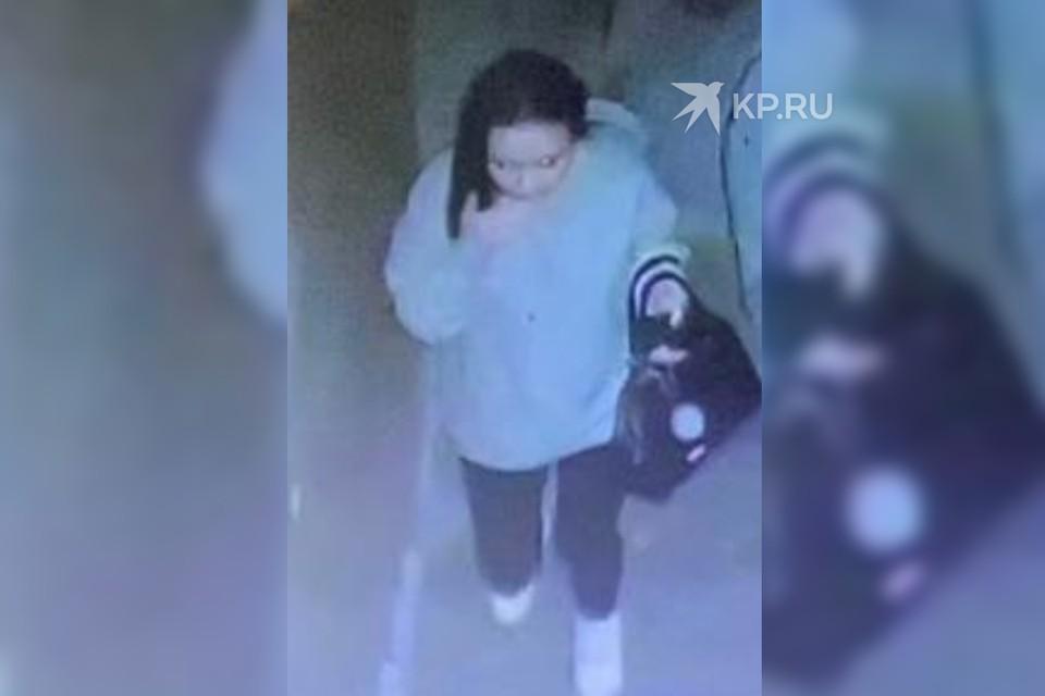 """Тело девушки нашли ночью 16 октября. Фото: читатель """"КП"""""""