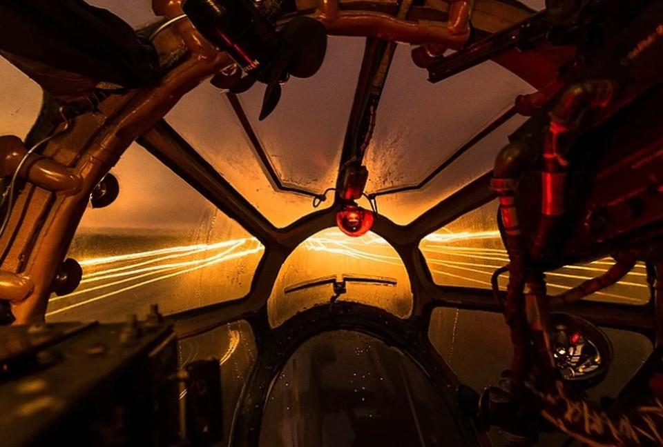 Крушение самолета ВМС США в Алабаме: погибли два летчика
