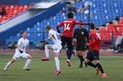Наконец-то победа: «СКА-Хабаровск» выиграл у московского «Чертаново» со счетом 2:0