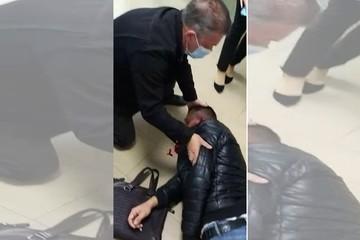«Сходил за хлебушком»: реаниматолог случайно оказался в банке во время нападения и спас жизнь человеку