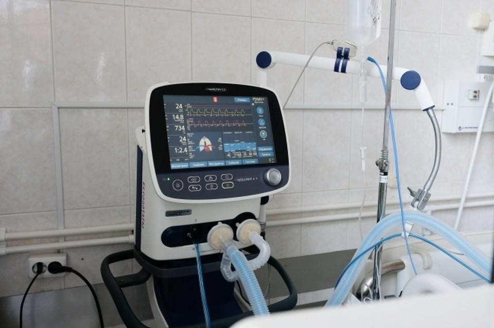 В Волгоградской области скончались уже 180 пациентов с ковидом.