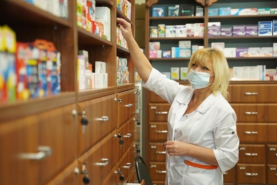 Росздравнадзор Кузбасса рассказал, когда в аптеках появятся лекарства от коронавируса