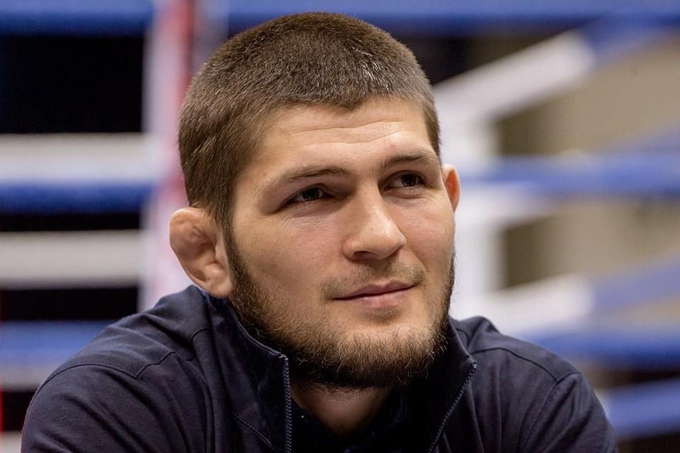 Хабиб Нурмагмоедов станет тренером своей команды «Eagles MMA»